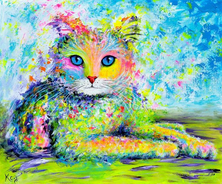 Sunshine Kitty - Image 0