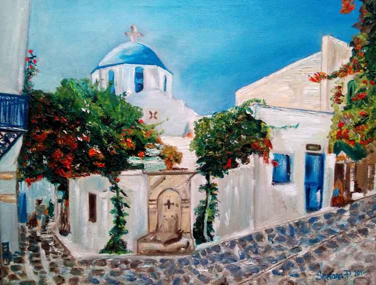 Paros ,Greece