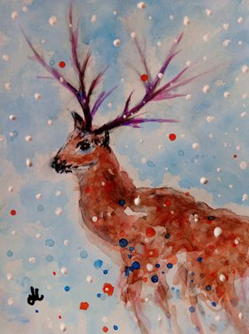 Let it snow.. let it snow.. (6) by Cristina Mihailescu