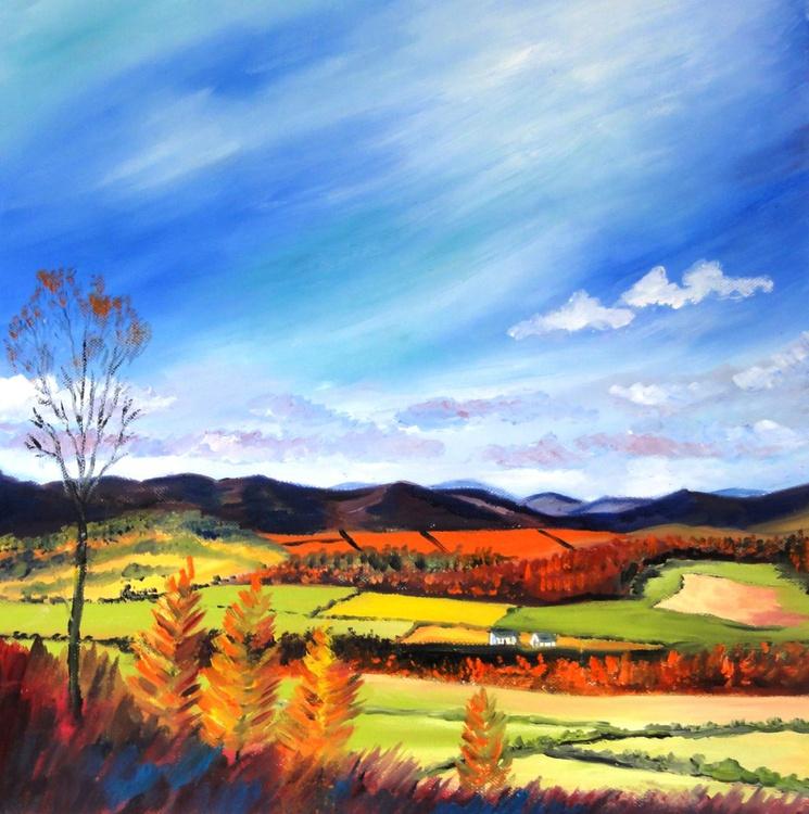 Perthshire Hills - Image 0