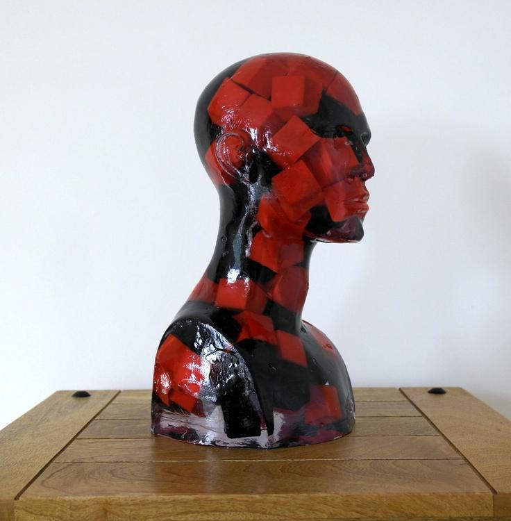 Cubic Bust (R+B) - Image 0