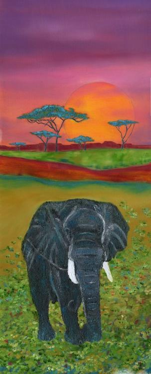 Elephant Of Africa - Image 0