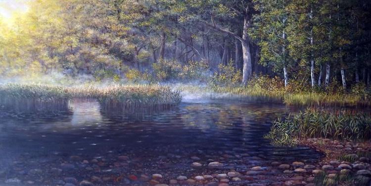 River Sunrise - Image 0