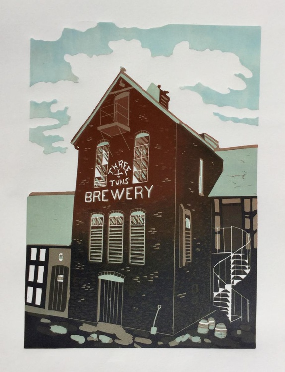 The Three Tuns Brewery, Bishops Castle - Image 0