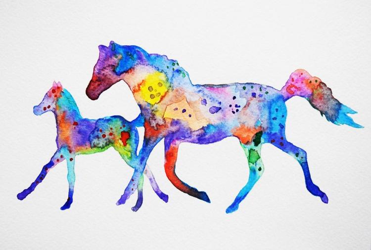 Horses - Image 0