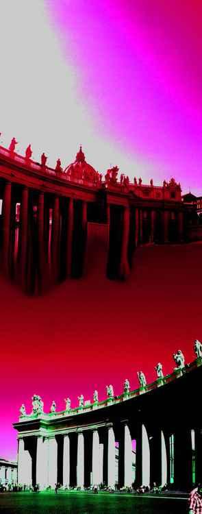 crimson gown -
