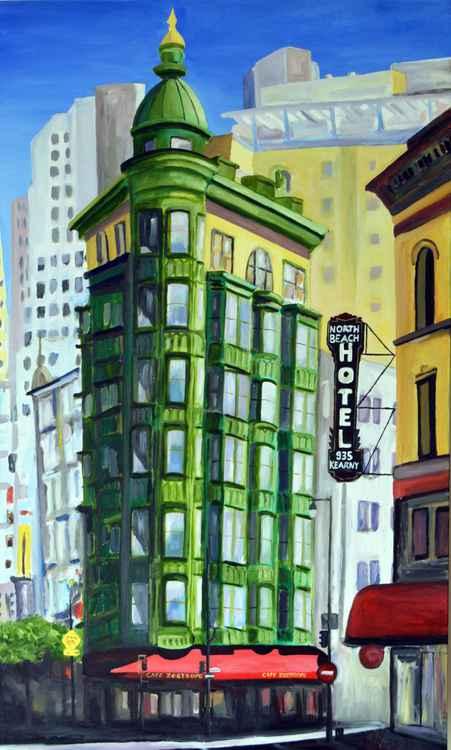 Coppola Building, San Francisco -