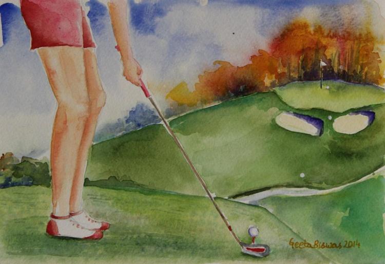 Motivation For Golfer - Image 0