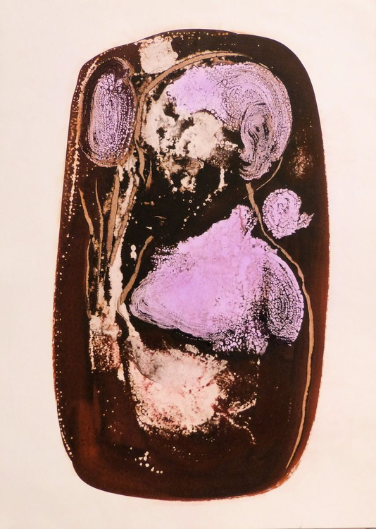 Ink on Paper #40, 42x59 cm - Image 0
