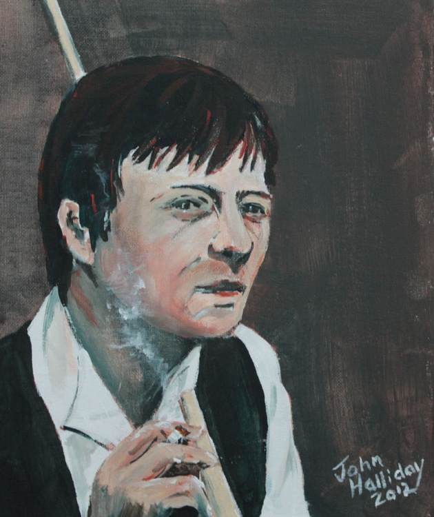 Alex Higgins - Image 0