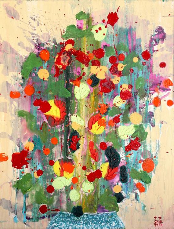 Post War Flowers I - Image 0
