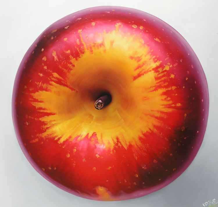 apple planet---celebratory