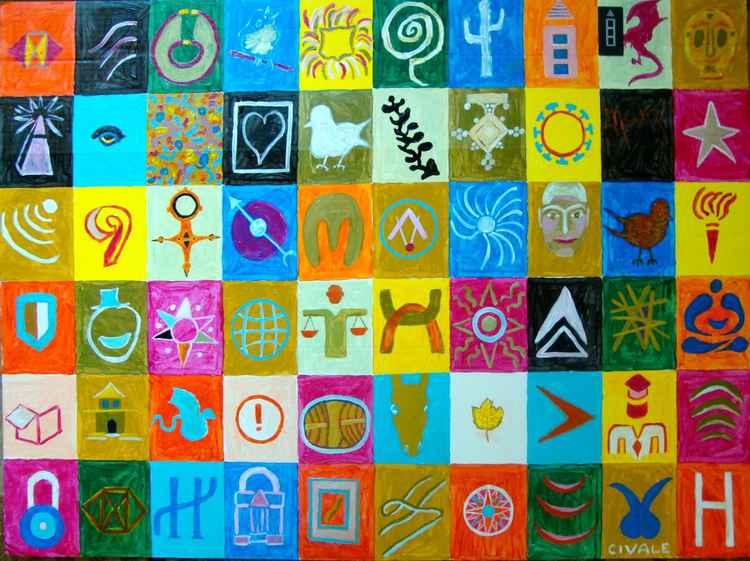 Logos and symbols -