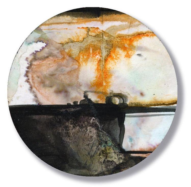 Circle Abstraction Series . No. 37 - Image 0