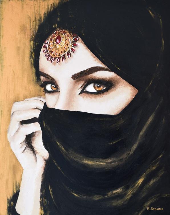 Veiled Beauty - Image 0