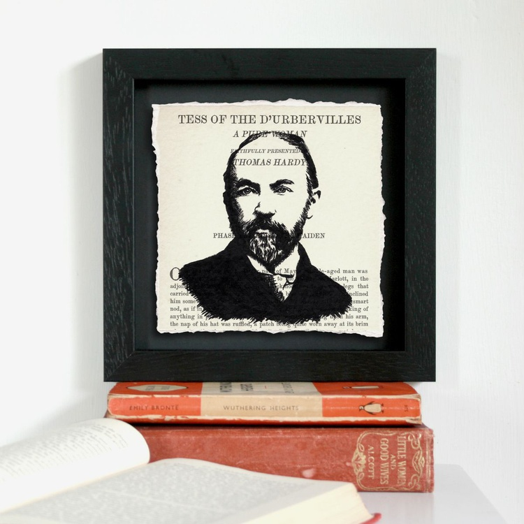 Hardy - Tess of the d'Urbervilles (Framed) - Image 0