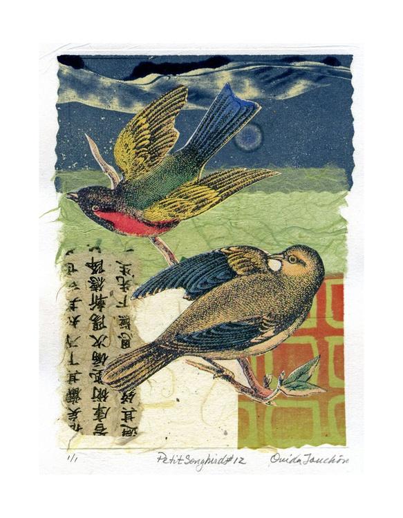 Petit Songbirds #12 - Image 0