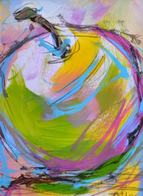 Colourful Apple I - Image 0