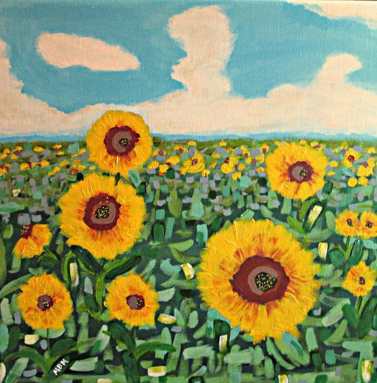 Sunflower Serendipity - Image 0