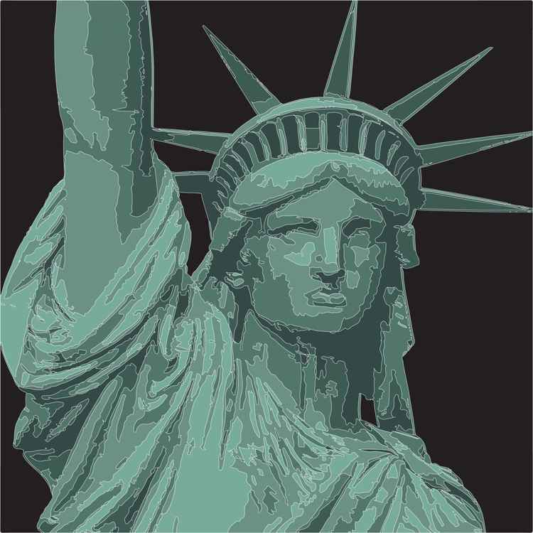 PORTRAIT OF LIBERTY -