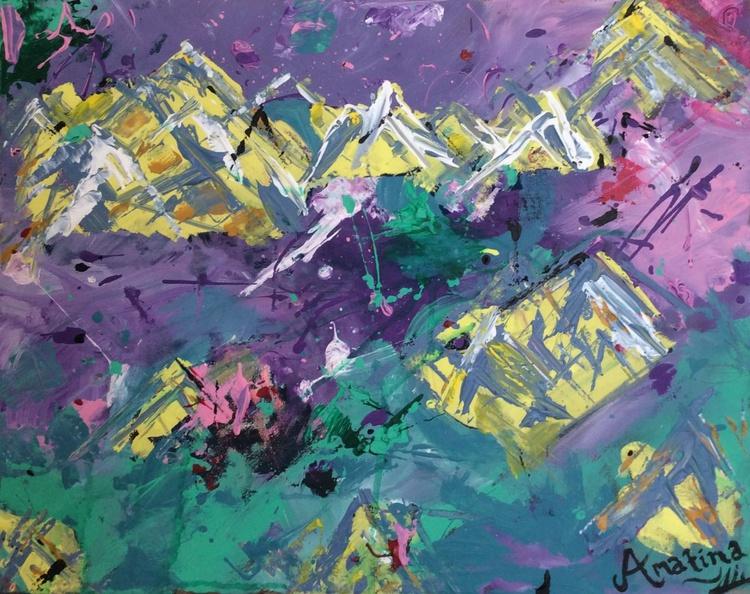 The Mountains Echo - Image 0