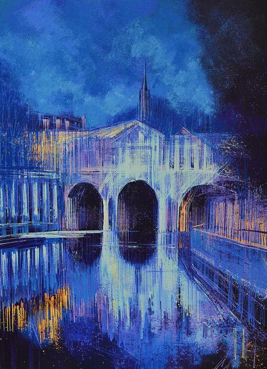 The Moonlit Bridge - Image 0