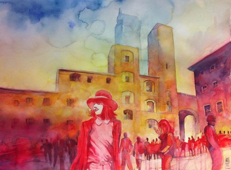Chapeau rouge - Image 0