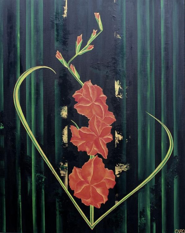 Gladiolus Heart - Image 0