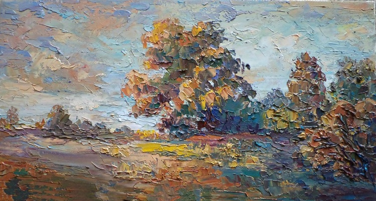 Autumn sketch - Image 0