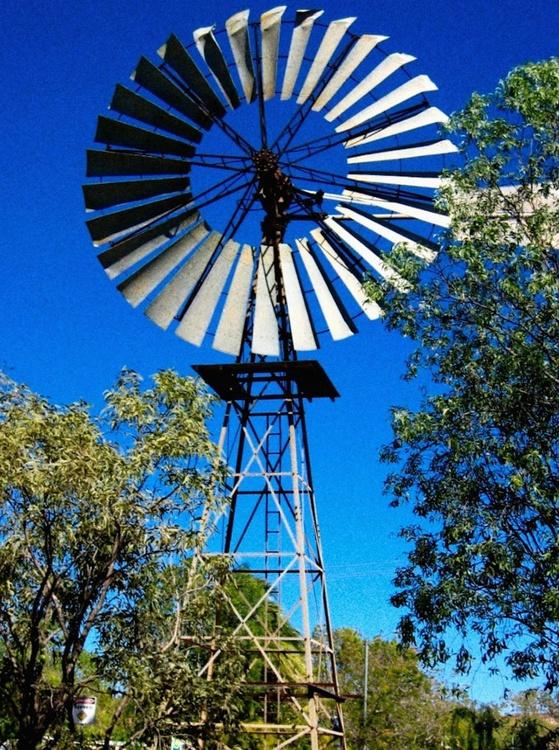 Australian Windmill - Image 0
