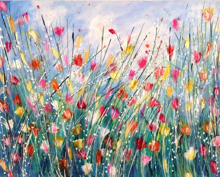 Abundant Blooms - Image 0