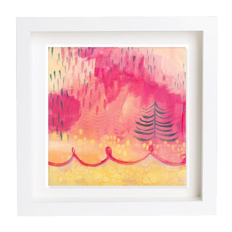 Mini abstract landscape I - Image 0