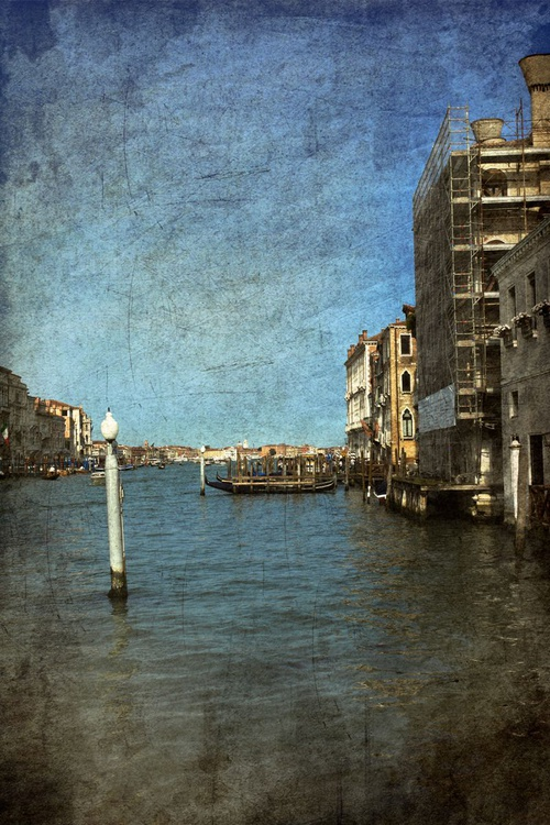 View by Peggy Guggenheim's House - Image 0