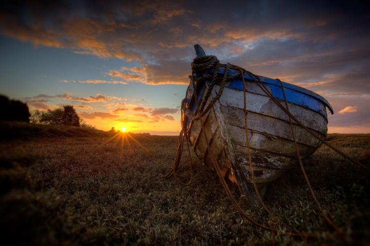 Last Light, Norfolk, England - Image 0