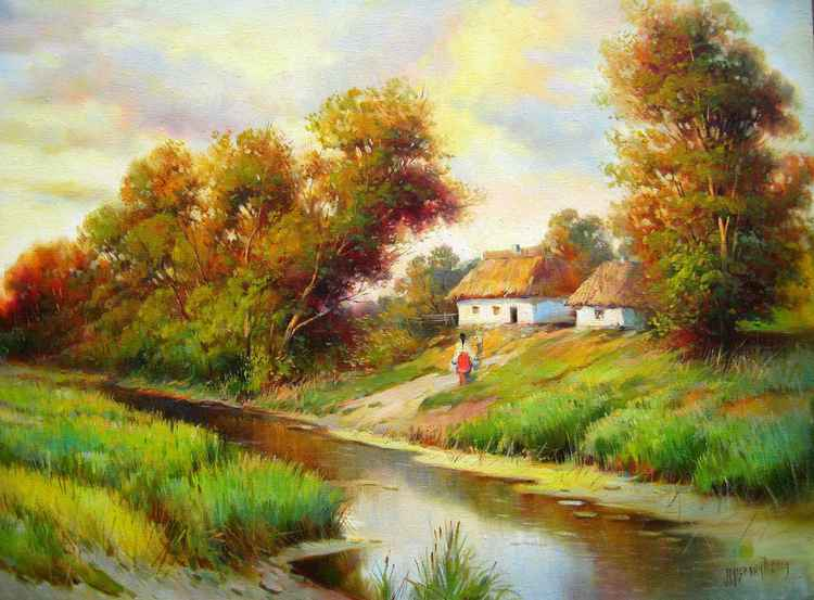 Love nature -