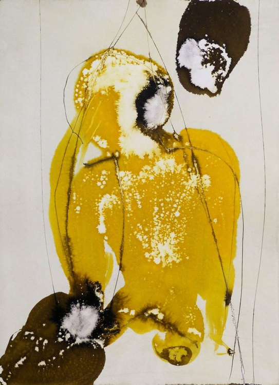 Ink on Paper #9, 29x42 cm - Image 0