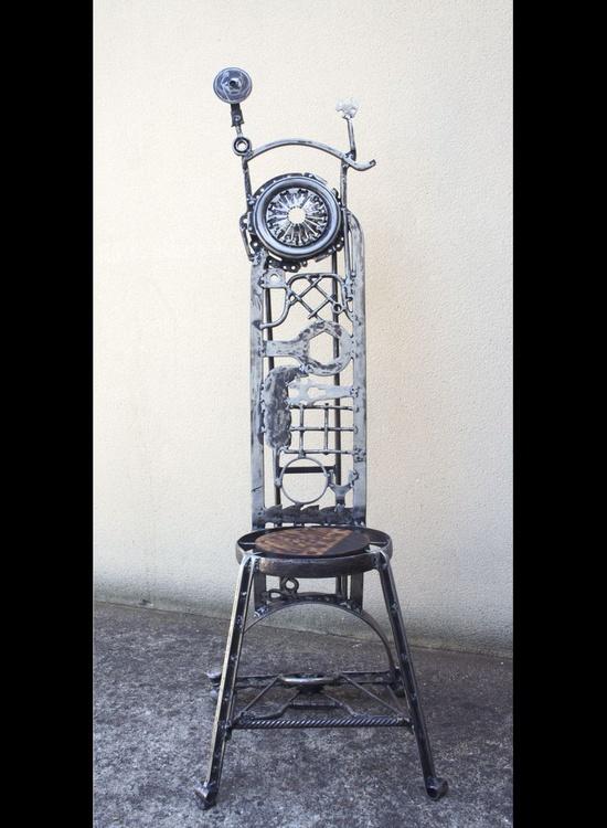 """Kremlin"" Chair - Image 0"