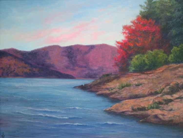 Nantahala Lake -