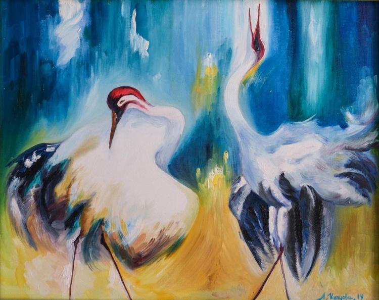 Lovers Birds - Image 0