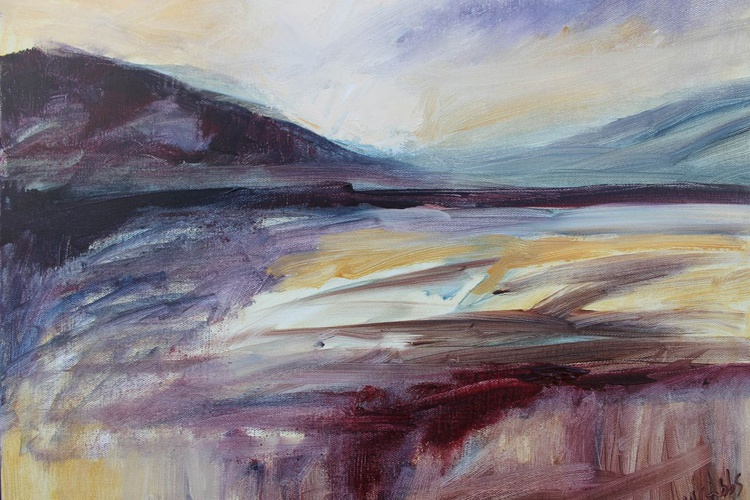Abstract Lake - Image 0