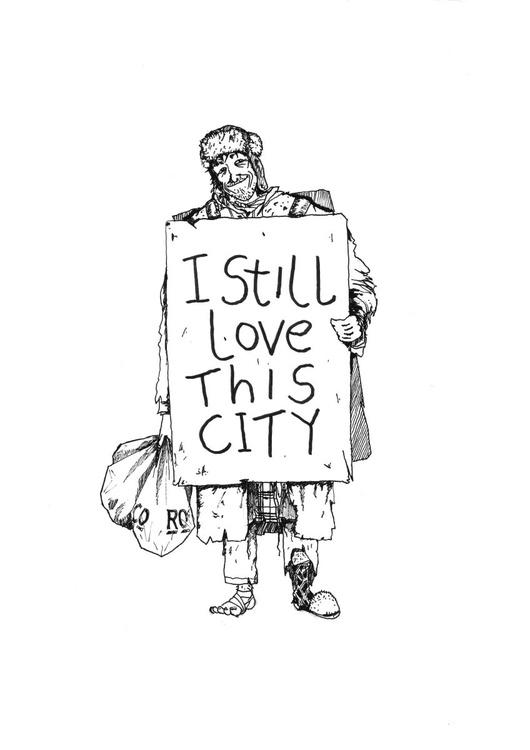 I Still Love This City - Image 0