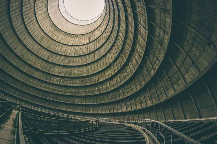 Cooling Tower VI. -