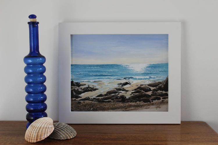 Hemmick Beach 11 - Image 0