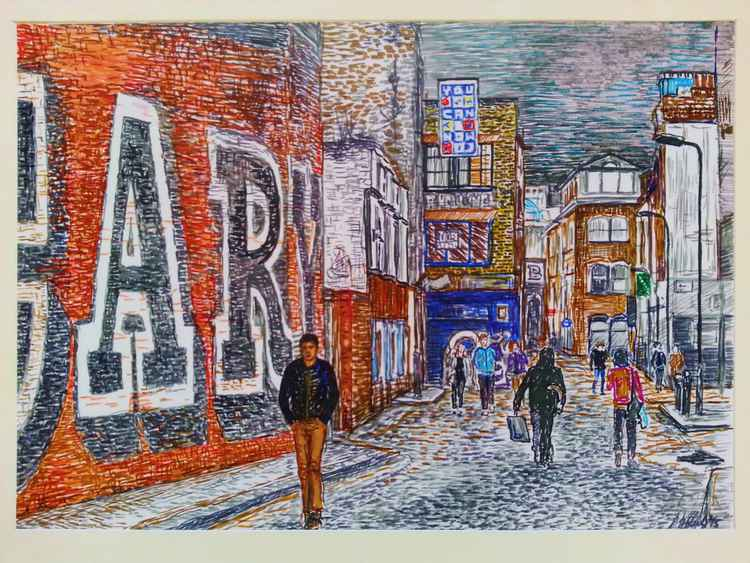London Shoreditch -