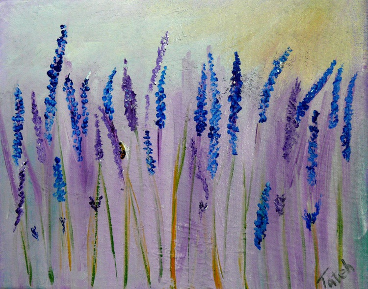 [316] Lavender and Honey - Image 0