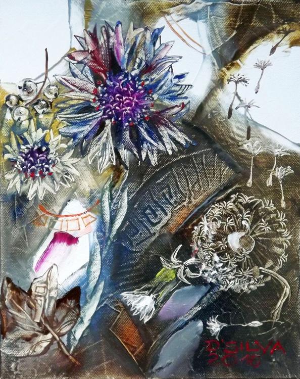 Cornflower and Dandelion - Image 0
