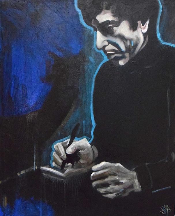 Leonard Cohen 'Famous Blue Raincoat' - Image 0