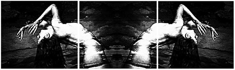 Flow 3 Canvas Panel - Limited Edition Canvas Print - Image 0