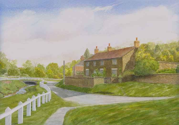 Hutton le Hole Yorkshire -