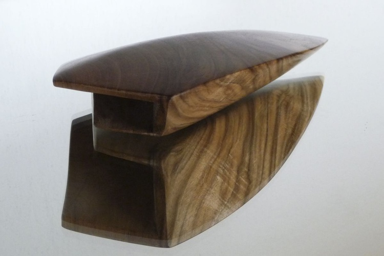 Fine Woodart Space Ship - Image 0